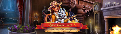 Alicia Quatermain 3: The Mystery of the Flaming Gold screenshot