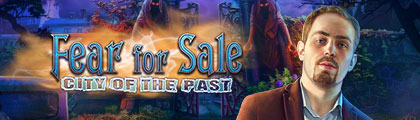 Fear for Sale City of the Past screenshot