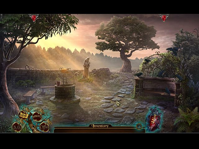 Dark Tales: Edgar Allan Poe's The Tell-tale Heart Collector's Edition large screenshot