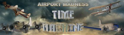 Airport Madness: Time Machine screenshot