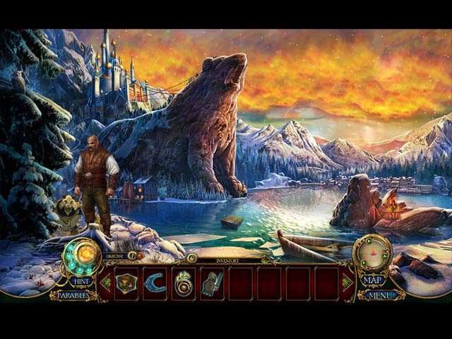 Dark Parables: Goldilocks and the Fallen Star Collector's Edition large screenshot