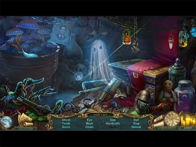 Haunted Legends: The Secret of Life Collector's Edition large screenshot