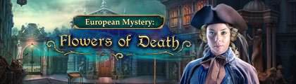 European Mystery: Flowers of Death screenshot
