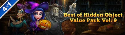 Best of Hidden Object Value Pack Vol. 9 screenshot