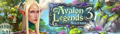 Avalon Legends Solitaire 3 screenshot