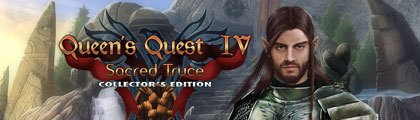 Queens Quest 4 Sacred Truce CE screenshot