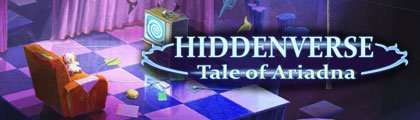 Hiddenverse: Tale of Ariadna screenshot