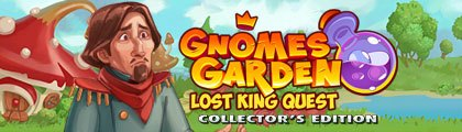 Gnomes Garden - Lost King Collector's Edition screenshot