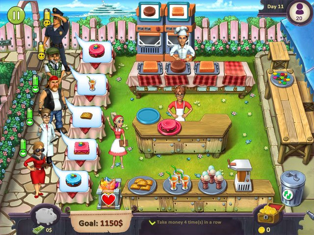 Katy & Bob: Cake Cafe Collector's Edition large screenshot
