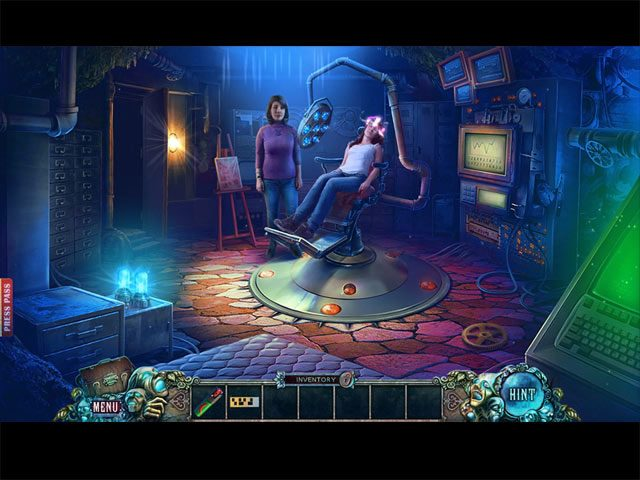 Fear for Sale City of the Past Collector's Edition large screenshot