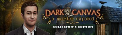 Dark Canvas: A Murder Exposed Collector's Edition screenshot