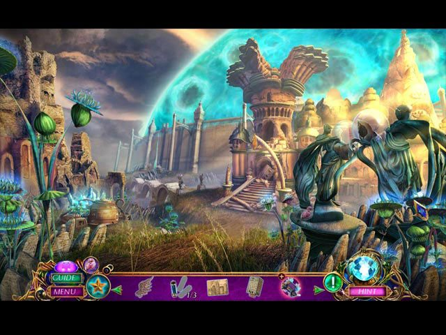 Amaranthine Voyage: The Orb of Purity Collector's Edition large screenshot