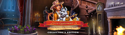 Alicia Quatermain 3: The Mystery of the Flaming Gold CE screenshot