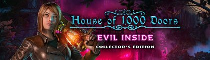 House of 1000 Doors: Evil Inside Collector's Edition screenshot