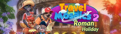 Travel Mosaics - Roman Holiday screenshot