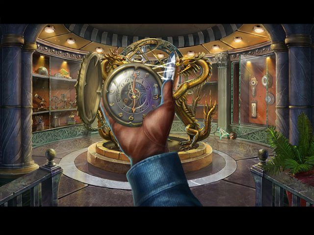 Redemption Cemetery: Clock of Fate Collector's Edition large screenshot