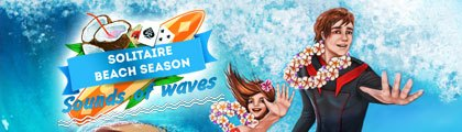 Solitaire: Beach Season - Sounds of Waves screenshot