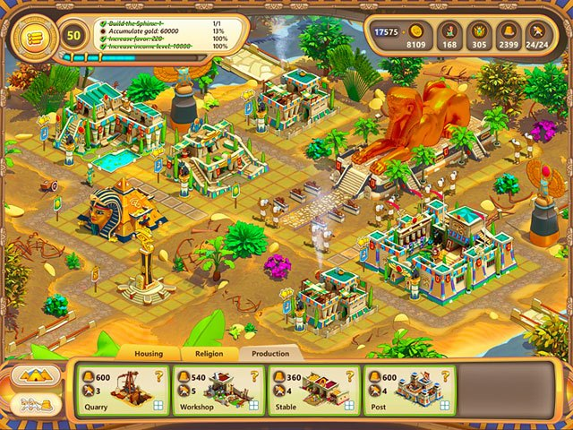 Ramses: Rise Of Empire large screenshot