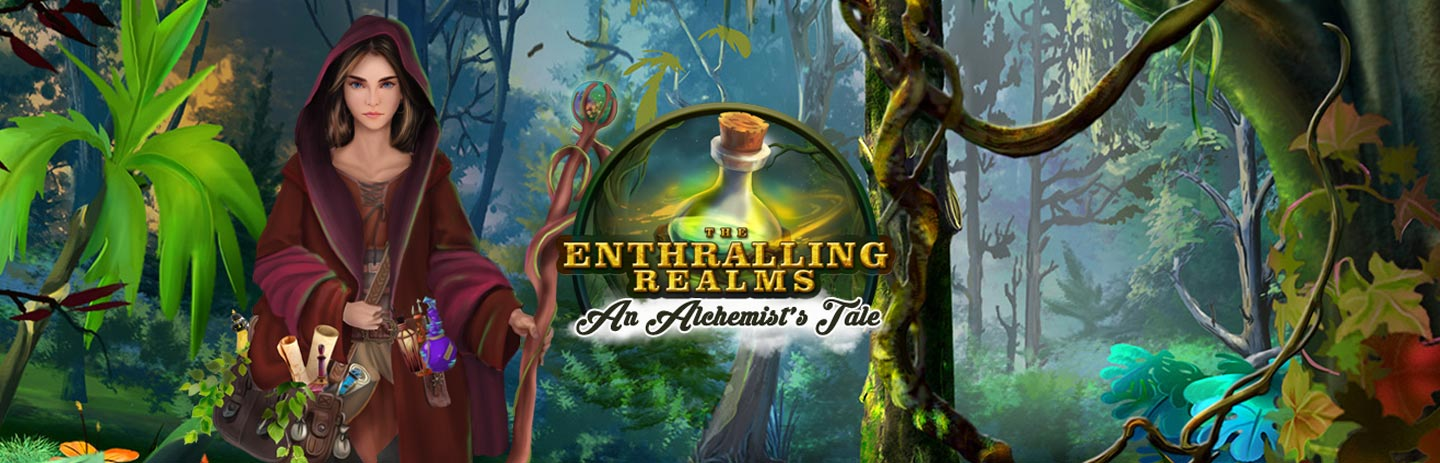 The Enthralling Realms - An Alchemist's Tale
