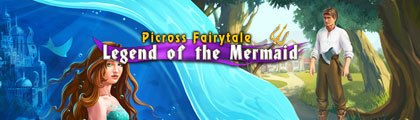 Picross Fairytale - Legend Of The Mermaid screenshot