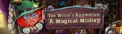 The Witch's Apprentice: A Magical Mishap screenshot