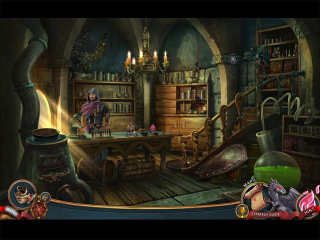 Nevertales: Legends Collector's Edition large screenshot