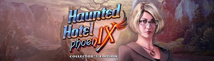 Haunted Hotel: Phoenix Collector's Edition screenshot