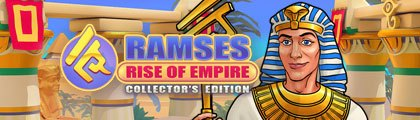 Ramses: Rise Of Empire Collector's Edition screenshot