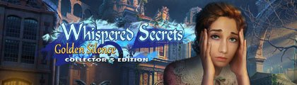 Whispered Secrets: Golden Silence Collector's Edition screenshot