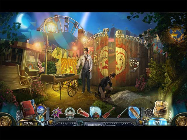 Dead Reckoning: The Crescent Case Collector's Edition large screenshot