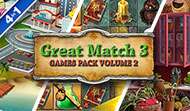 Great Match-3 Games Pack Volume 2