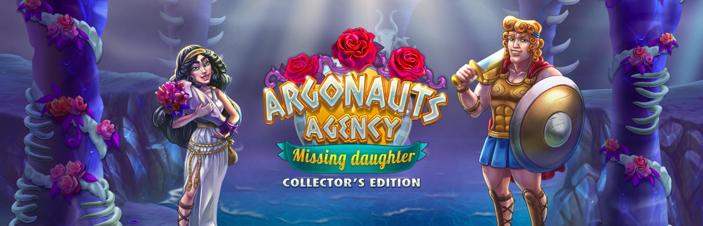Argonauts Agency: Missing Daugher - Collector's Editions