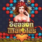 Season Marbles - Autumn