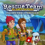 Rescue Team 11 - Planet Saver's Collector's Edition
