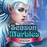 Season Marbles - Winter