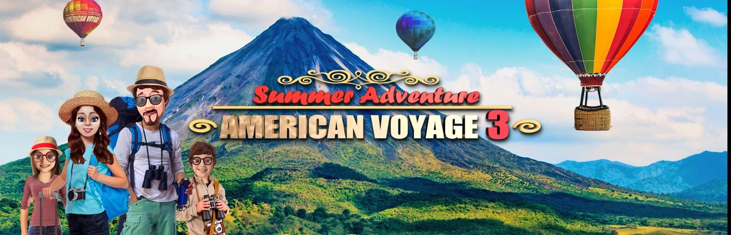 Summer Adventure: American Voyage 3