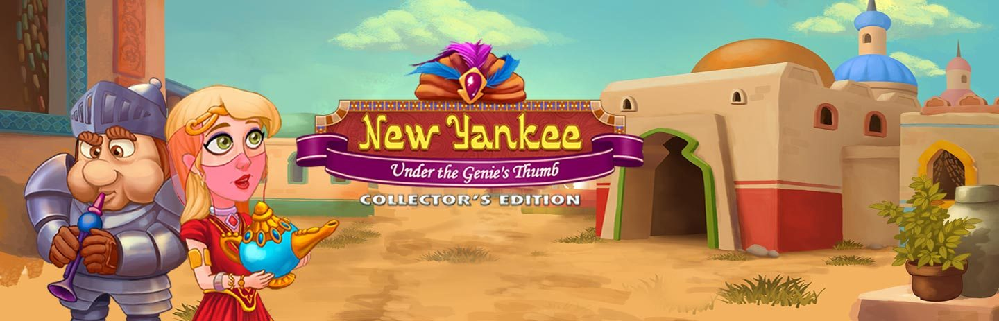New Yankee 10 Under the Genie's Thumb Collector's Edition