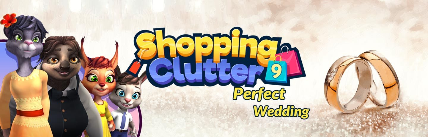 Shopping Clutter 9: Perfect Wedding