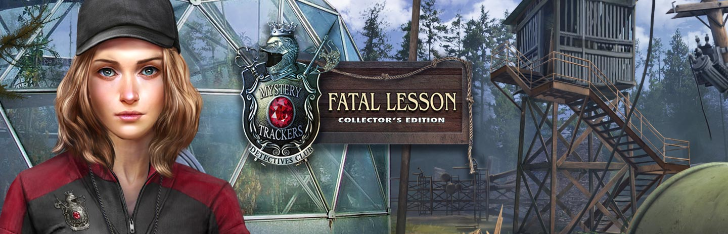Mystery Trackers: Fatal Lesson Collector's Edition