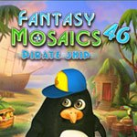 Fantasy Mosaics 46: Pirate Ship