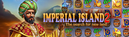 Imperial Island 2 - The Search for New Land screenshot
