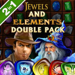 Jewels and Elements Double Pack