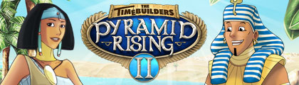 The Timebuilders: Pyramid Rising 2 screenshot