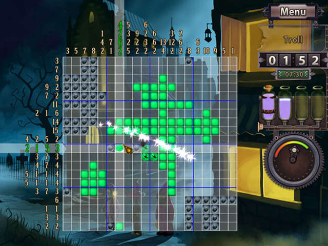 Gizmos: Spooky Adventures large screenshot