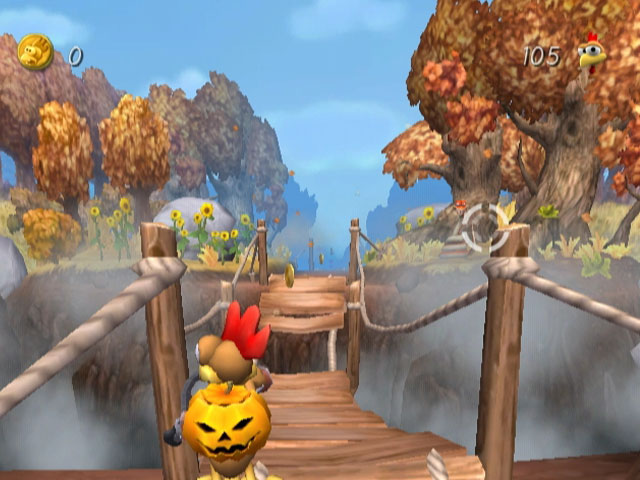 Crazy Chicken Tales large screenshot