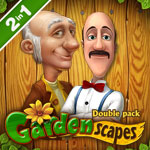 Gardenscapes Double Pack