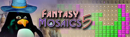 Fantasy Mosaics 5 screenshot
