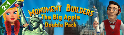 Monument Builders: The Big Apple - Double Pack screenshot