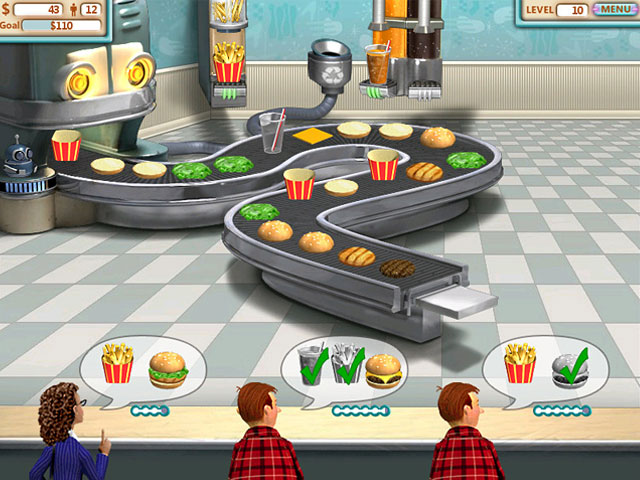 Burger Shop 2-In-1 Pack large screenshot