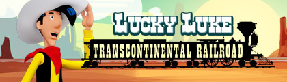 Lucky Luke: Transcontinental Railroad Builders screenshot